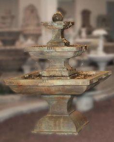 Tall Equinox Fountain