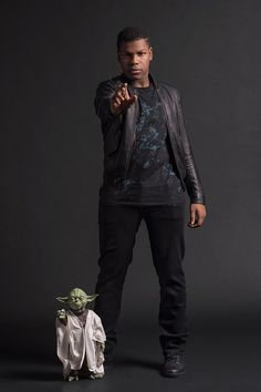 "John Boyega | 18 ""Star Wars"" Cast Photos That Will Awaken The Force Within You"