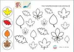 Top Shichida Flashcards Benefits on your Special Kid Autumn Crafts, Autumn Art, Autumn Theme, Preschool Worksheets, Kindergarten Activities, Autumn Activities, Activities For Kids, Fall Preschool, Gifted Kids