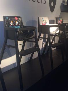 """Cybex al Fuorisalone 2016! Alla Milano Design Week 2016, Cybex stupisce con il lancio della nuova linea di accessori ed arredamento interni """"Parents"""", per famiglie gioiose e raffinate, disegnata dal designer Marcel Wanders. #parents #interiors #baby #cybex #arredamento #bambini #famiglia #fuorisalone2016"""