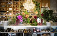 The Deli offers a plethora of delicious items for your to purchase, home-cooked pies, freshly baked breads, croissants and other baked goods. Croissants, Freshly Baked, Bread Baking, Deli, Baked Goods, Breads, Vineyard, Home Decor, Baking