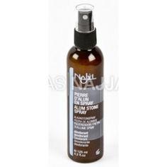 Desodorante líquido de alumbre totalmente natural, sin quimicos ni aditivos. Es antialergico y de larga duracíon. Regula la transpiración y el mal olor. Producto respetuoso con el medio ambiente.
