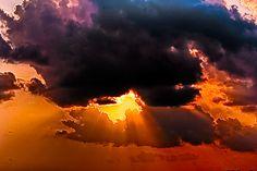 Whiterock Lake Sky by Bryan Herr, via Flickr