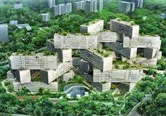 Resultado de imagem para edificações em cingapura