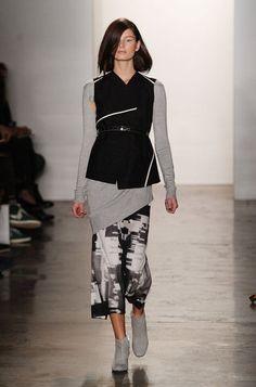 structured but not layers - Zero + Maria Cornejo