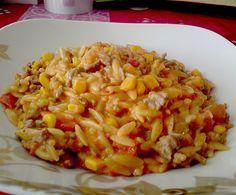 Chefkoch.de Rezept: Texicana - Salsa - Pfanne