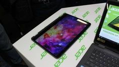 Hands-on review: IFA 2016: Acer Spin 7 -> http://www.techradar.com/1327488  You're spoilt for choice these days if you want a convertible laptop but Acer is hoping you'll only have eyes for its attractive new Spin 7 convertible.  Launched alongside Acer's new Swift 7 laptop this high-end offering immediately catches the eye. That's thanks to a vibrant glossy IPS display that serves up rich colors and superb horizontal and vertical viewing angles.  If you're looking to stream 1080p video or…