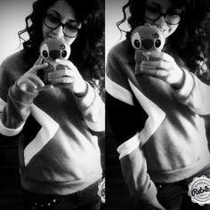 Sweatshirt #GUERRIERO style!