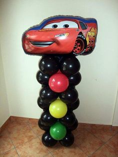 Cars Balloon