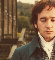 Matthew Macfadyen ... Colin Firth has nothing on this Mr Darcy!!!