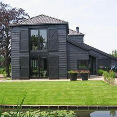 Breddels Architecten - Het Zwarte Huis, Dorpsstraat, Nieuwe Niedorp