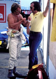 Keke Rosberg , Emerson Fittipaldi