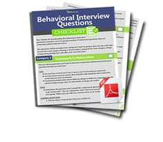 star behavioral interview questions examples