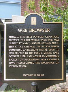 Aanstaande woensdag is het twintig jaar geleden dat de Mosaic-browser werd uitgebracht, de oerbrowser die aan de wieg staat van alle huidige webbrowsers. Maar Mosaic en zijn opvolger Netscape bepaalden niet alleen technische standaarden. Zonder Mosaic zou de huidige interneteconomie niet eens hebben bestaan.