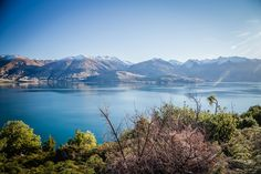 10 Most Scenic Roads in New Zealand - South Island - In A Faraway Land New Zealand North, New Zealand South Island, New Zealand Itinerary, New Zealand Travel, Driving In New Zealand, Lake Wanaka, Sustainable Tourism, Best Hikes, Places To See