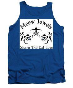 Meew Jewels - Tank Top