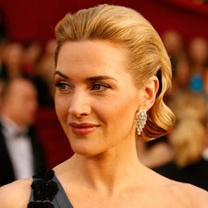 Kate Winslet Academy Awards 2009 - We're excited for Titanic 3D!