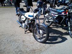 Kawasaki 500 mach 3, Vincennes, le 5 avril 2015.