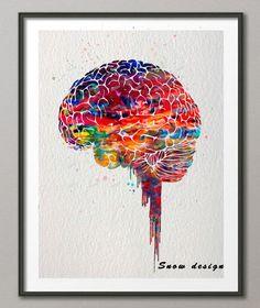 """Résultat de recherche d'images pour """"cerveau affiche design"""""""