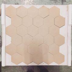 .  テストプレスされた生地  クッキーみたい🍪  .  #タイル #タイル部 #工場 #tile #tiles #factory #🏭 #sugy How To Make Tiles, Photo And Video, Instagram, Home Decor, Decoration Home, Room Decor, Home Interior Design, Home Decoration, Interior Design