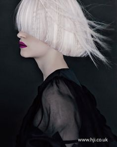 Victoria Thomas & Louise Mattey – 2013 Wales and South West Hairdresser of the Year Finalist Collection