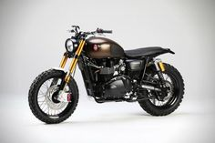 Triumph Rumbler Motorcycle by Tridays 2 pic on Design You Trust