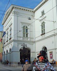 Miskolc Nemzeti Színház. Hungary