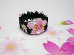 Simple flower ring, plusieurs modèles