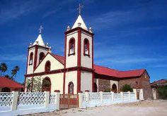 El Triunfo Baja Mexico  Basket weaving town of el triunfo