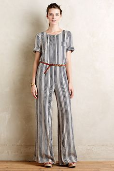 Highline Jumpsuit #anthropologie  Gave in to temptation & bought it!