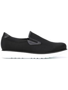 Giorgio Armani slip-on sneakers