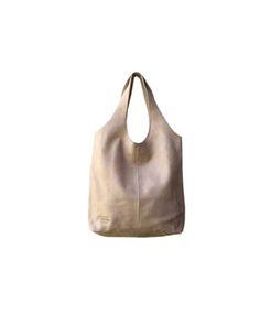Leather hobo bagCamel soft leather bagBeige tote bagHobo