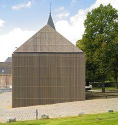 a2o architecten: alden biesen historic and cultural centre