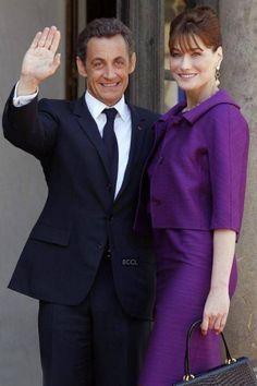 French politician Nicolas Sarkozy and his Italian born wife Carla Bruni has found solace in each other. See more of : Nicolas sarkozy, Carla Bruni