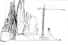 Urban Sketching: Finding focus - Urban sketching 1 - Sketchbook Skool: Boot Kamp