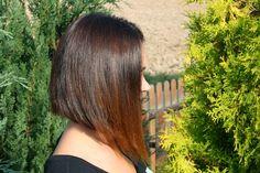 Ombre ombre i prawie po ombre ;), czyli znowu byłam u fryzjera ;) - Uroda, kosmetyki, makijaż w glowlifestyle.pl