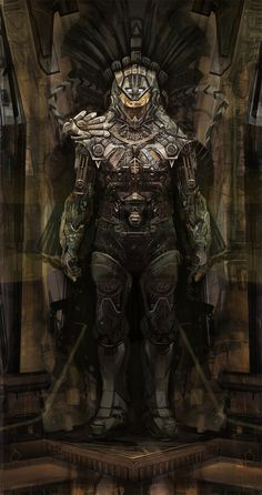 Armor, Antoine Rousselot on ArtStation at https://www.artstation.com/artwork/Lmd3v