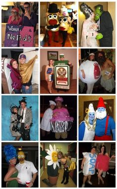 Homemade Halloween Costumes for Couples i will talk my husband into finally dressing up for halloween