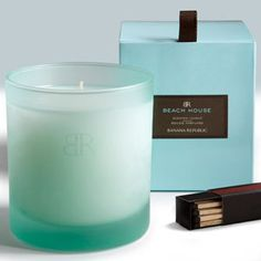 Beach House Candle Set from Banana Republic