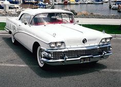 The 1958 Buick Limited featured fine craftsmanship and high-quality interiors. It is relatively immune to rust, though chrome plating bills will be high if all that brightwork ever needs attention. Not for everyone, there's no bigger or flashier example of the best and worst in late-'50s American cars.