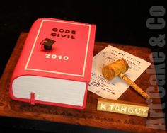 Lawyer Cake    Like, share :) http://www.lawttorney.com/personal-qualities-good-divorce-lawyer/