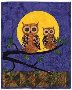 Halloween quilt design by Sharlene McGlynn