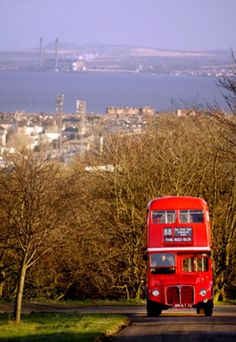 The Red Bus, Edinburgh - Photo Gallery