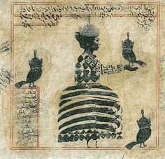 LES GRIGRIS DE SOPHIE: MOHAMMAD BARRANGI ARTISTE IRANIEN