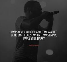 TrutH not not all rappers are worried about just tHeir money. CHildisH Gambino is one of tHe best example of just apeaking your emotions and tHougHts. Hope Quotes, All Quotes, Lyric Quotes, Quotes To Live By, Best Quotes, Childish Gambino Quotes, Mens Travel Wallet, Lyrics To Live By, Rapper Quotes
