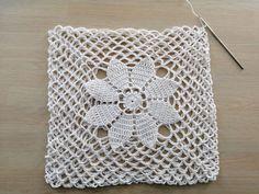 Filet Crochet, Crochet Top, Stuffed Animals, Filets, Double Crochet, Etsy, Blog, Knit Bag, English People