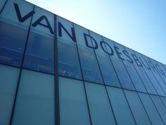, Theo Van Doesburg, Garage Doors, Outdoor Decor, Home Decor, Trendy Tree, Decoration Home, Room Decor, Home Interior Design, Carriage Doors