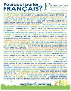 French for the Future / Le français pour l'avenir @Leilani Garcia Garcia Olson Camden and @catherine gruntman gruntman Mennear  :)