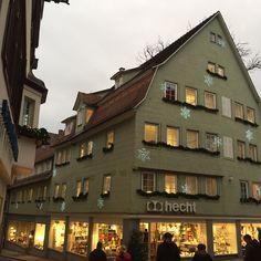 aktuelle Weihnachtsstimmung bei hecht einrichtungen Tübingen - Ihr Lichtplaner und Inneneinrichter in der Region Reutlingen/ Tübingen