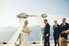 Wedding in Santorini – Cavo Ventus | Greece Mykonos Santorini Athens Wedding Photographer